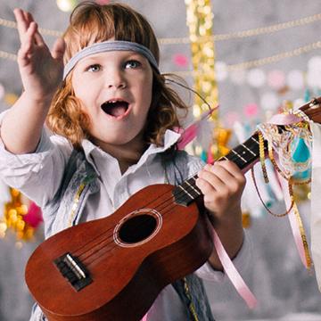 muzieklessen voor kinderen - muzieksafari