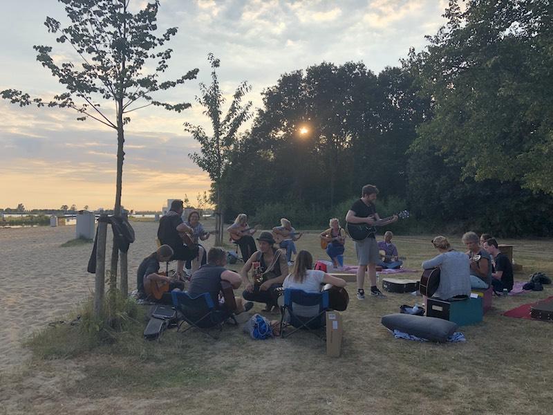 gitaarles in zoetermeer