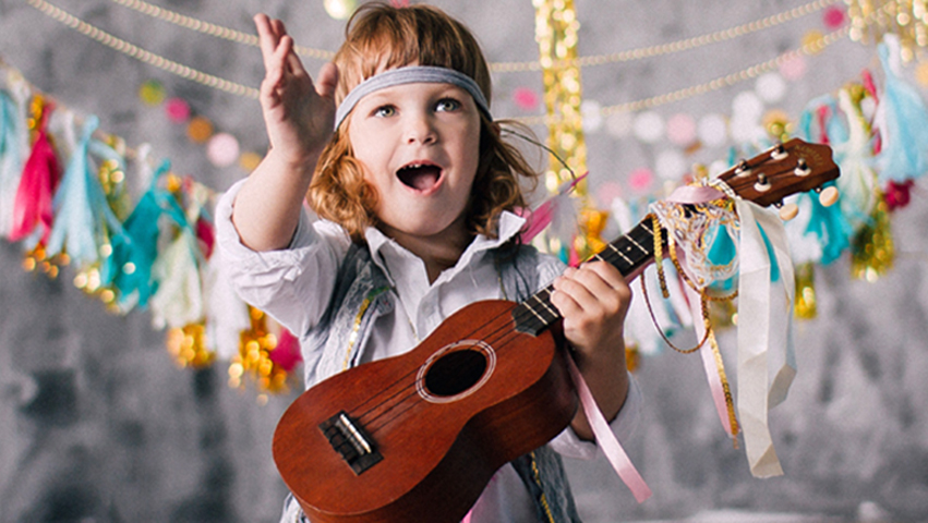 muziek voor kinderen van 3-7 jaar: Op muziek safari!